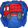 Cloth Diaper Reviews - Fire Truck Diaper