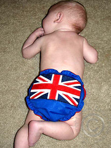 Cloth Diapering - Britt Baby