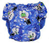 Cloth Diaper Reviews - Snowman Diaper