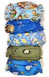 New to Cloth Diapers - Diapers