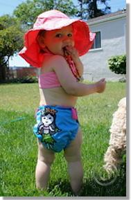 Cloth Diaper Picture - Mahalo