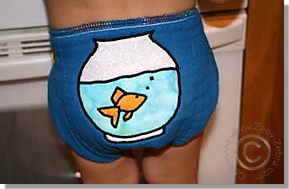 Cloth Diaper Picture - Life in a Fishbowl