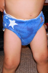 Types of Cloth Diapers - Coverless